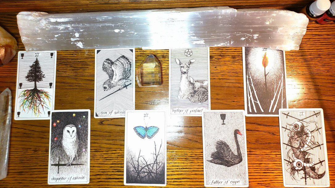 Ascension Report July 2018 - Full Spread