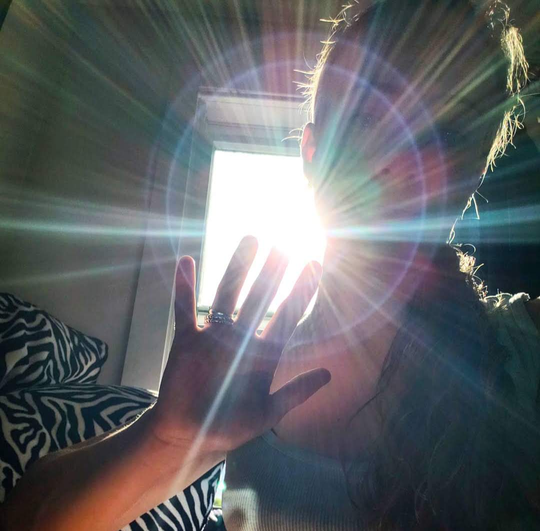 Aura Photos - sending love & healing energy